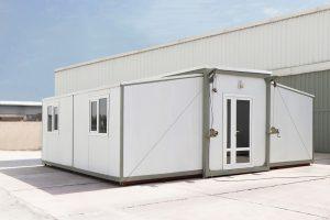 ساختمان مدولار قابل گسترش ویما